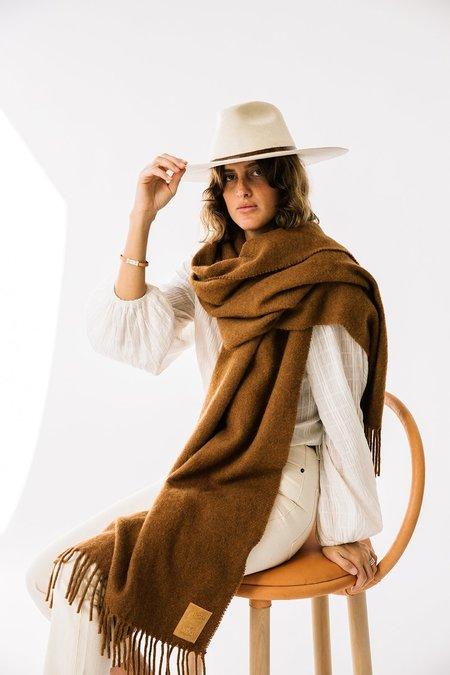 Pampa PunaScarf - Tobacco