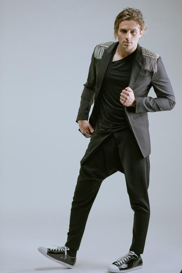 Men's Any Old Iron Harajuku Jacket