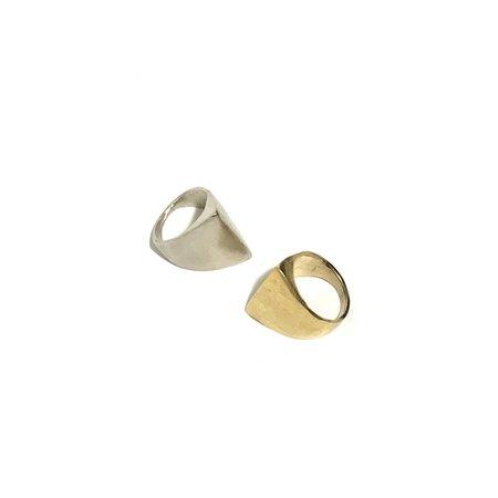 PAR ICI Drift Ring - Gold/Silver