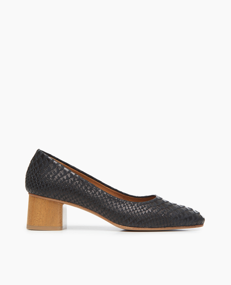 Coclico Epic Heel in Birman Black
