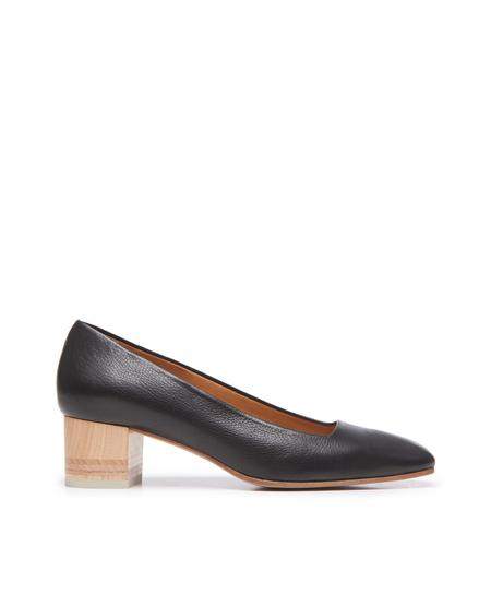Coclico Georgia Heel in Frida Black