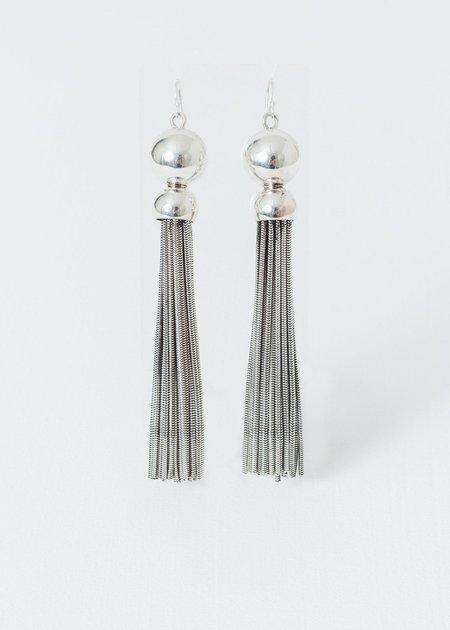 SOPHIE BUHAI Benton Gates Earrings - sterling silver