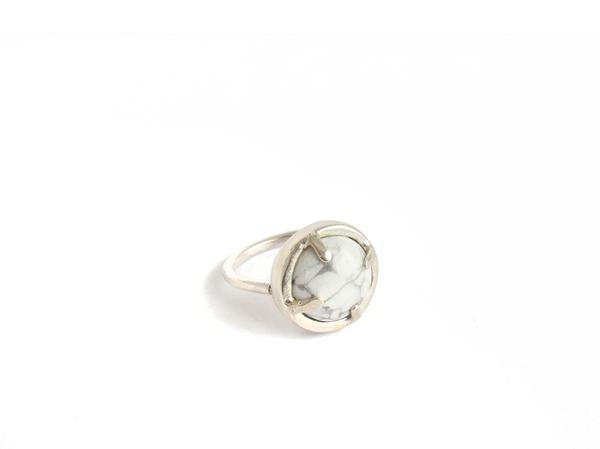 Seaworthy Indigo Ring