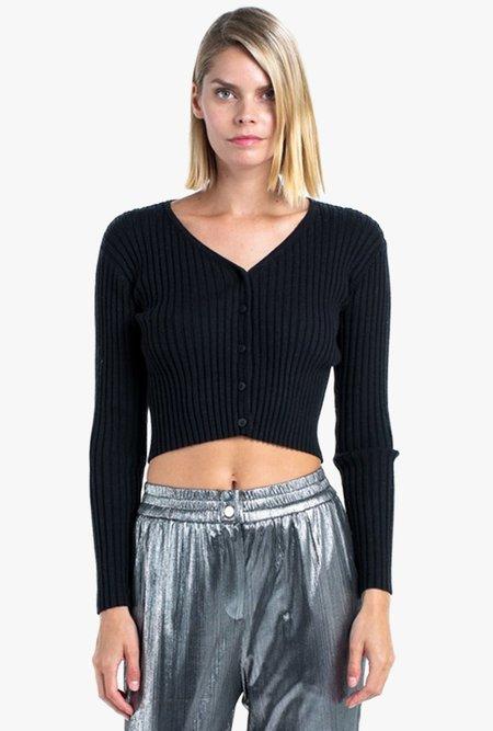 Azalea Millie Button Down Sweater