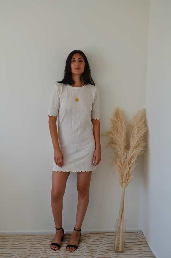 BETWEEN TEN Kiowa Knit Dress