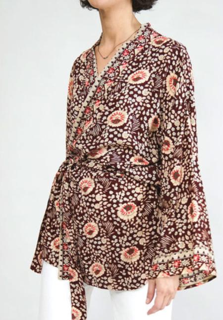 Natalie Martin Saylor Kimono - Shangri-La Cortez