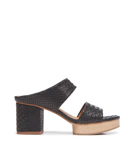 Coclico Redhook Sandal in Birman Black