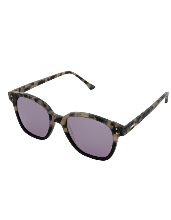 Komono Crafted Renee Sunglasses Black Sand