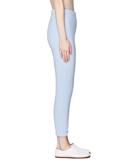 Maisie Wilen Cotton Sweatpants - Light Blue