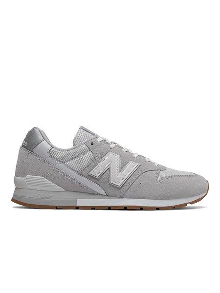 New Balance 996 Sneaker - Rain Cloud/Munsell White