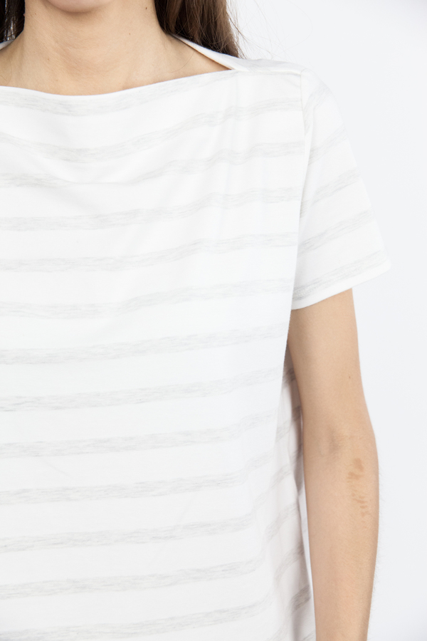 Just Female Kath - White/Grey