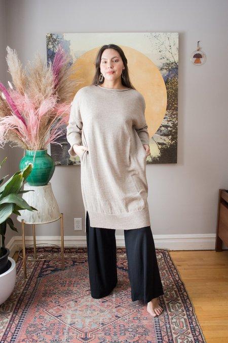FFORM Lounge Dress - Oatmeal
