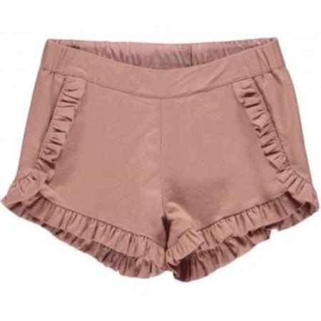 Kids marmar copenhagen twill shorts - morning rose