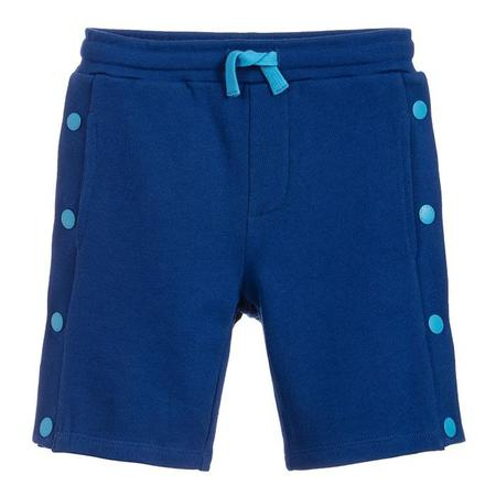 kids Stella McCartney Child Sweatshorts - Blue