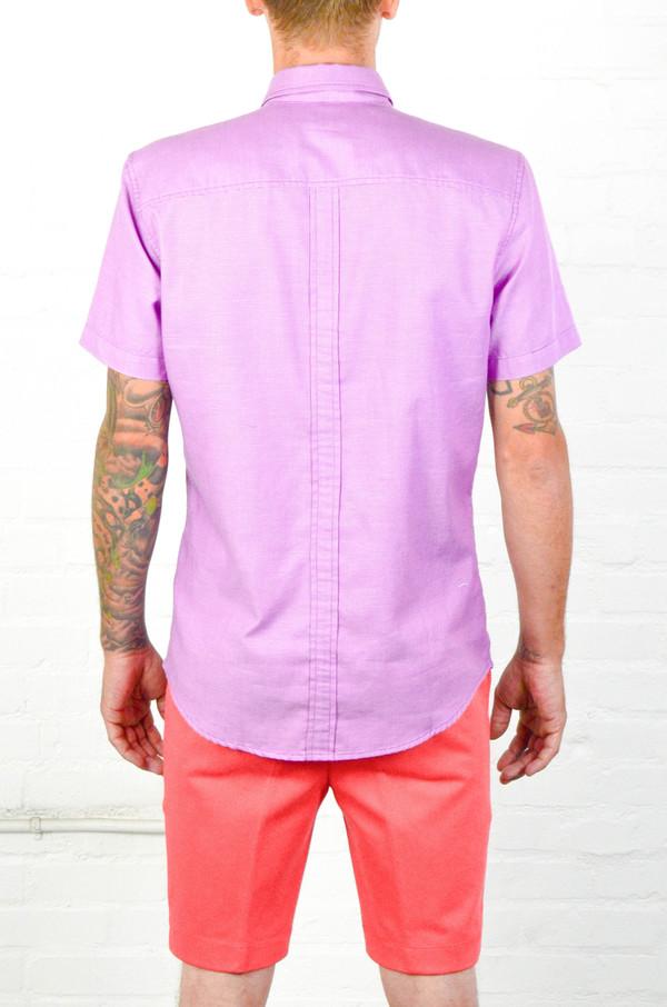 Men's Mr. Turk Violet Devon Shirt