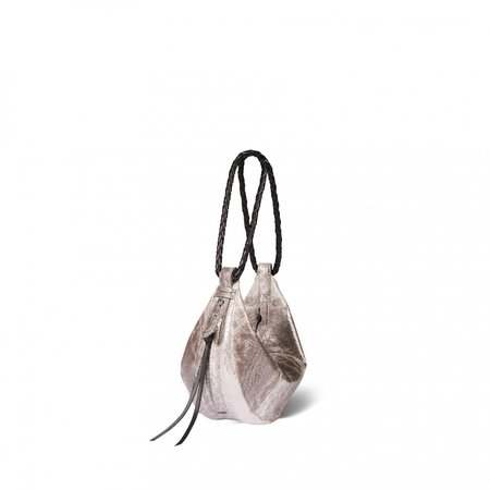 Jerome Dreyfuss Willy Small Snakeskin Bag - Cote De Maille