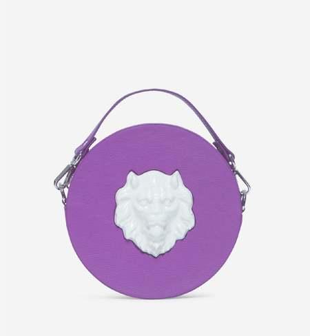 ANDRESGALLARDO Round Lion Bag