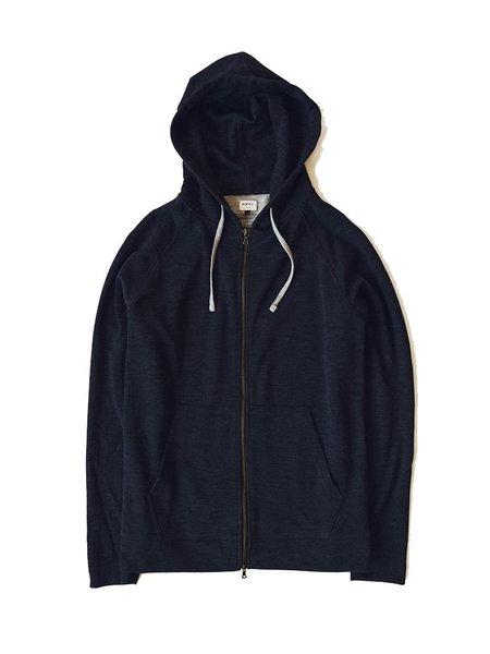 NWKC Hooded Zip - Navy