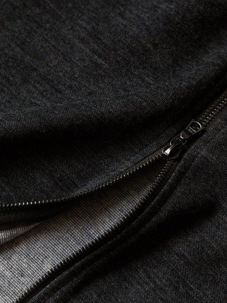 NWKC Varsity Jacket - Charcoal