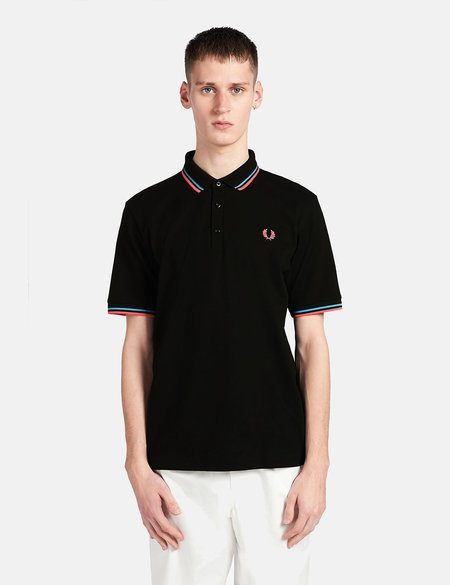Fred Perry Polo Shirt - Black
