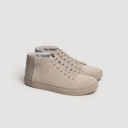 THEY Two-Tone Mids - Taupe/Camel