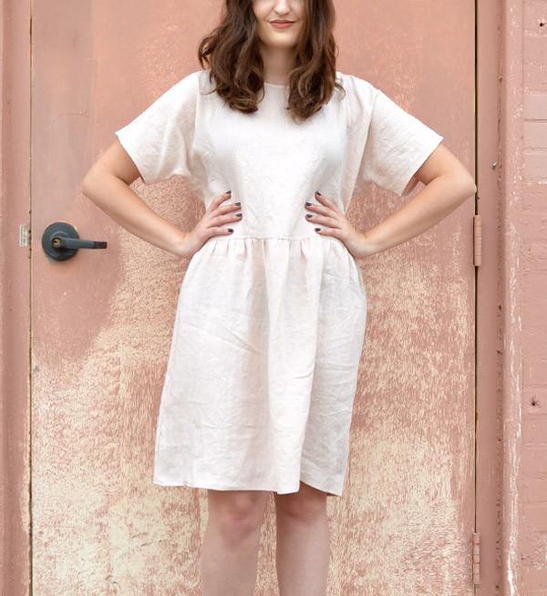 Ilana Kohn Blush Brookes Dress