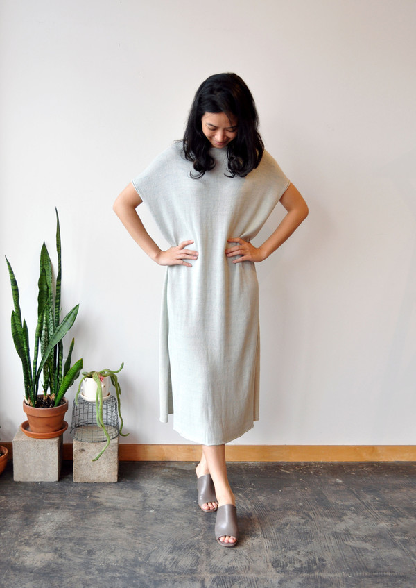 Lauren Manoogian Menta Caftan Dress