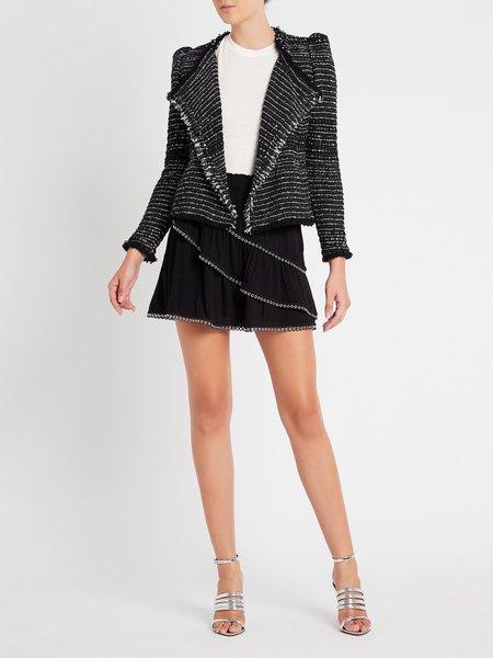 IRO Nisia Skirt - black