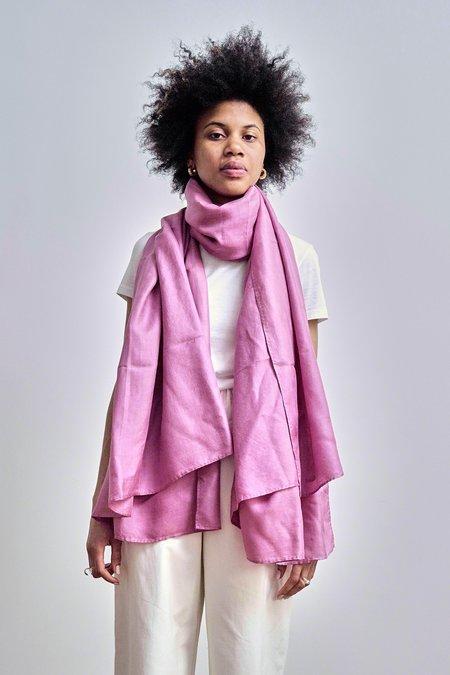 I DYE FOR U Wrap scarf - Raspberry