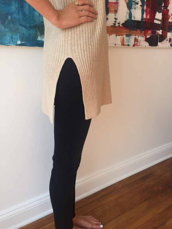 Ganni Mercer Knit Top