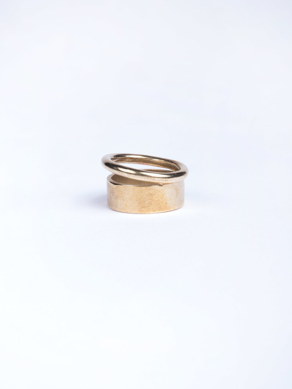Stvdio Brooklyn Gretta Ring