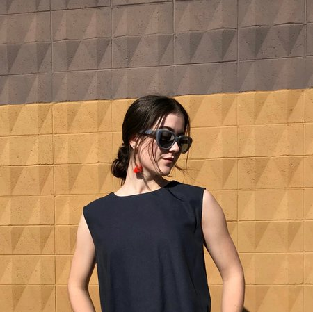 CARLA COLOUR Gloria Sunglasses - Tartus/Flint