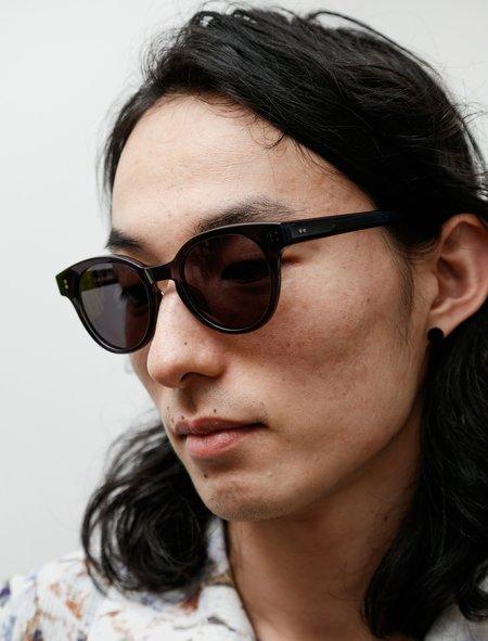 Sun Buddies Akira Glasses - Transparent Grey