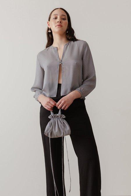 LOCLAIRE Moray Mini Bag - Daisy