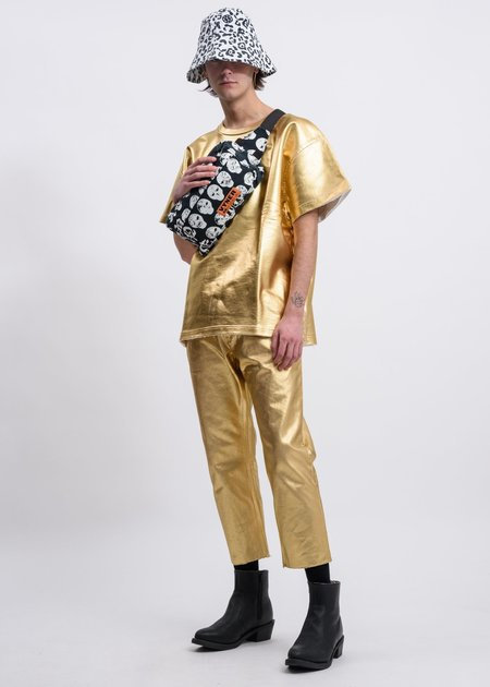 Vyner Articles Vision T-shirt - Gold