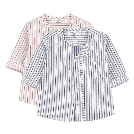 1+ In The Family Baby And Child Amalfi Shirt