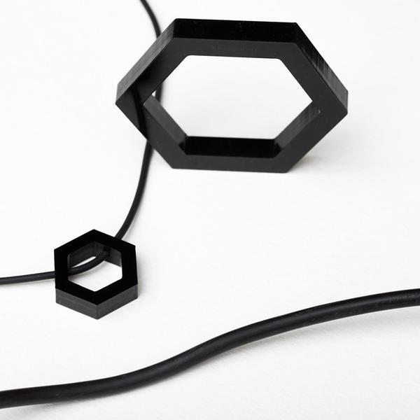 Luch Design Hexagon Bracelet