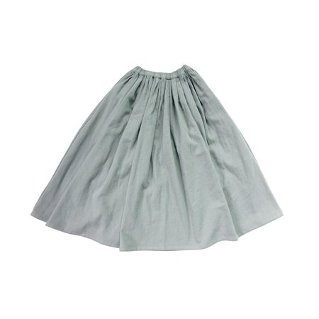 KIDS Tambere Wide Leg Culotte - Light Gray