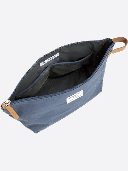 Sandqvist Cleo Wash Bag - Dusty Blue