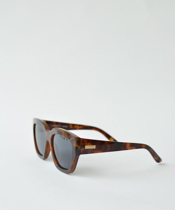 Le Specs Hermosa Tort Sunglasses
