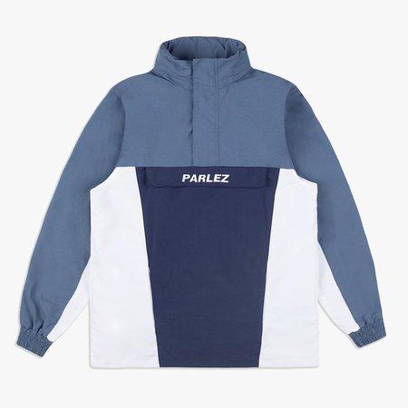 Parlez Fairlie Quatre Zip Jacket - Blue