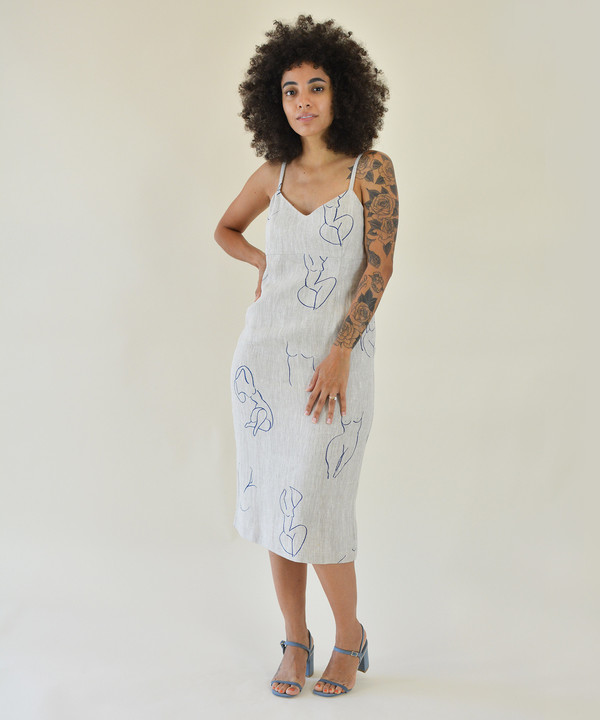 Paloma Wool Tana Dress