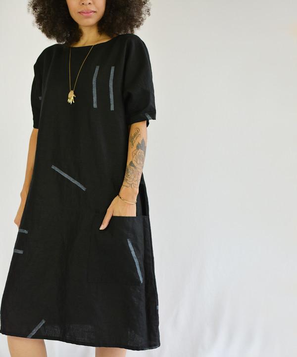 Studio.B Black Shapes Dress