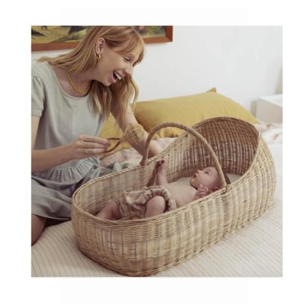 Olli Ella Lyra Basket & Sheet Set