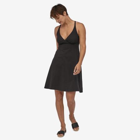 Patagonia Amber Dawn Dress - Black