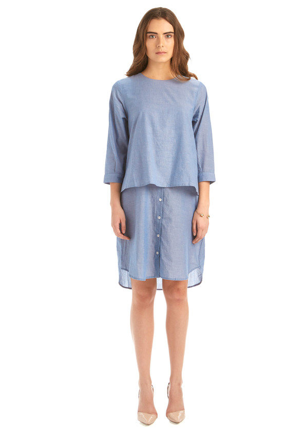 Kowtow Story We Tell Dress