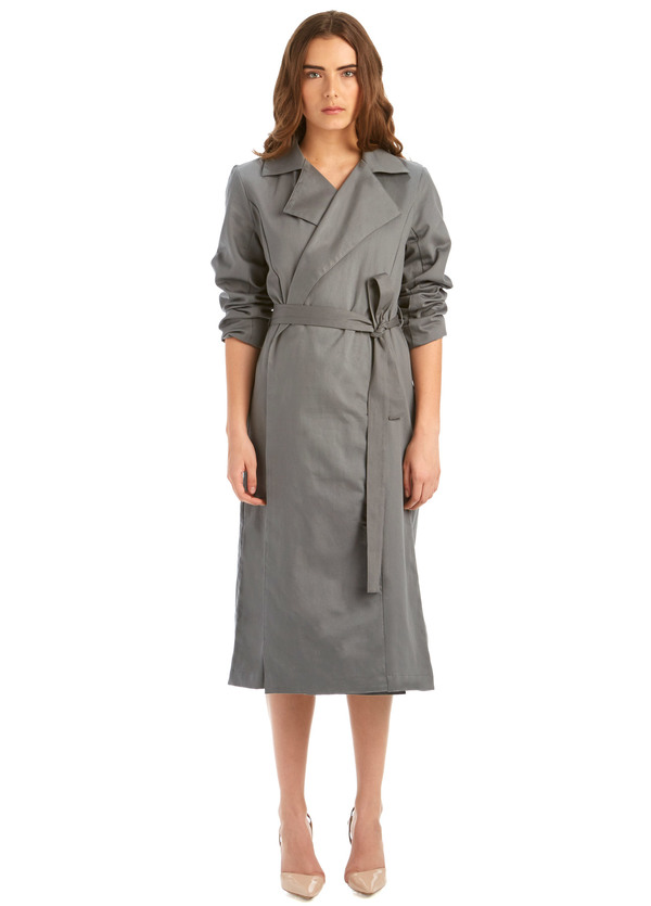 Kowtow Literature Coat