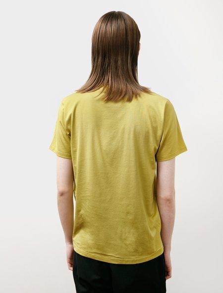 Margaret Howell T-Shirt Egyptian Cotton - Dijon