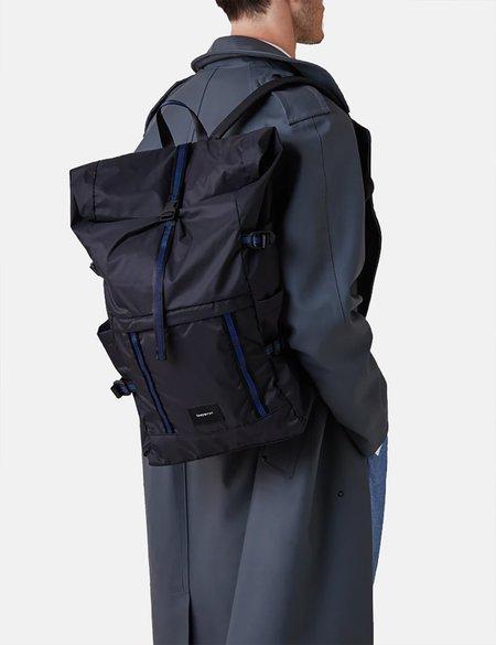 Sandqvist Bernt Lightweight Backpack - Black