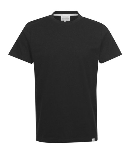 Norse Projects Niels Tee - Black